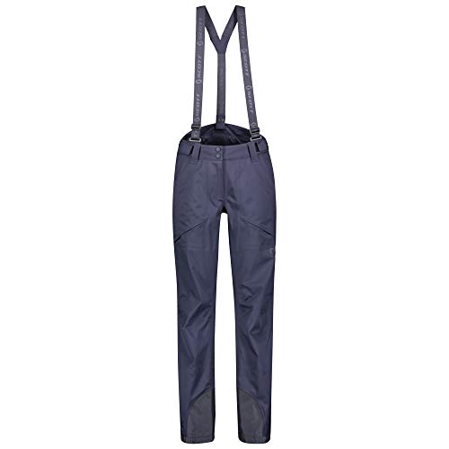 Scott W Explorair 3L Pants Blau, Damen Dermizax™ Hose, Größe S - Farbe Blue Nights