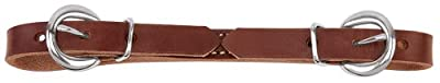 Weaver Leather Flat Leather Curb Strap Sunset by Weaver Leather, LLC