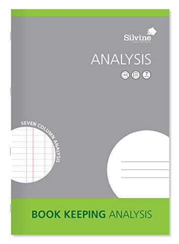 Silvine A4 Book Keeping Analysis...