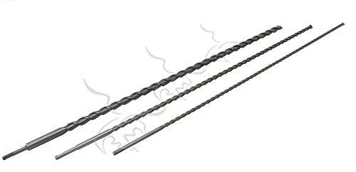 3 BROCAS SDS PLUS DE 1 METRO. 12, 16 Y 24 mm extra largas