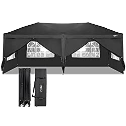6 Best 10x20 Pop Up Canopy Tent Reviews [Heavy Duty and Easy