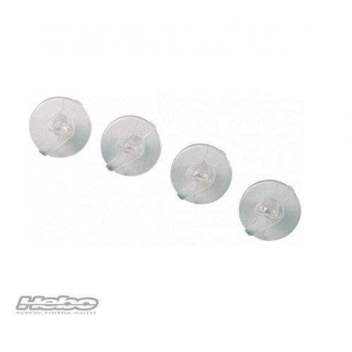 HEBO - HCR1005 : Recambio 4 tornillos visera casco PEAK