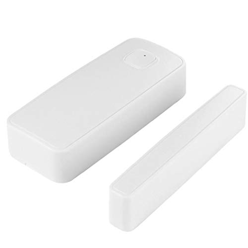 IUwnHceE Alarma del Sensor de la Puerta Ventana del Sensor Wi-Fi Wi-Fi Detactor Herramientas Smart Wireless Industrial