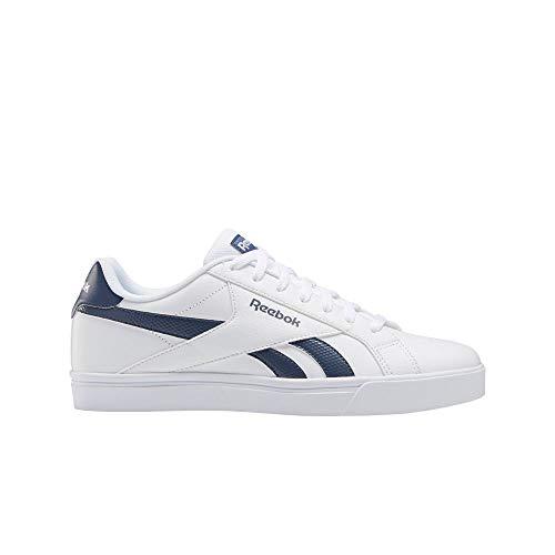 Reebok Royal COMPLETE3LOW, Zapatillas de Tenis Unisex niños, Blanco/SMOIND/Blanco, 37.5 EU