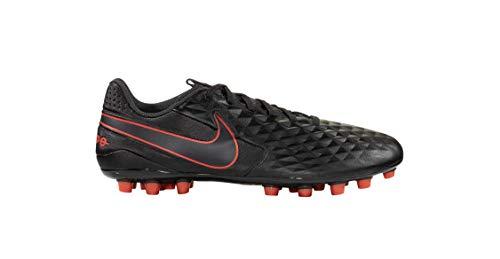 Nike Tiempo Legend 8 Academy AG Black/Dk Smoke Grey-Chile...