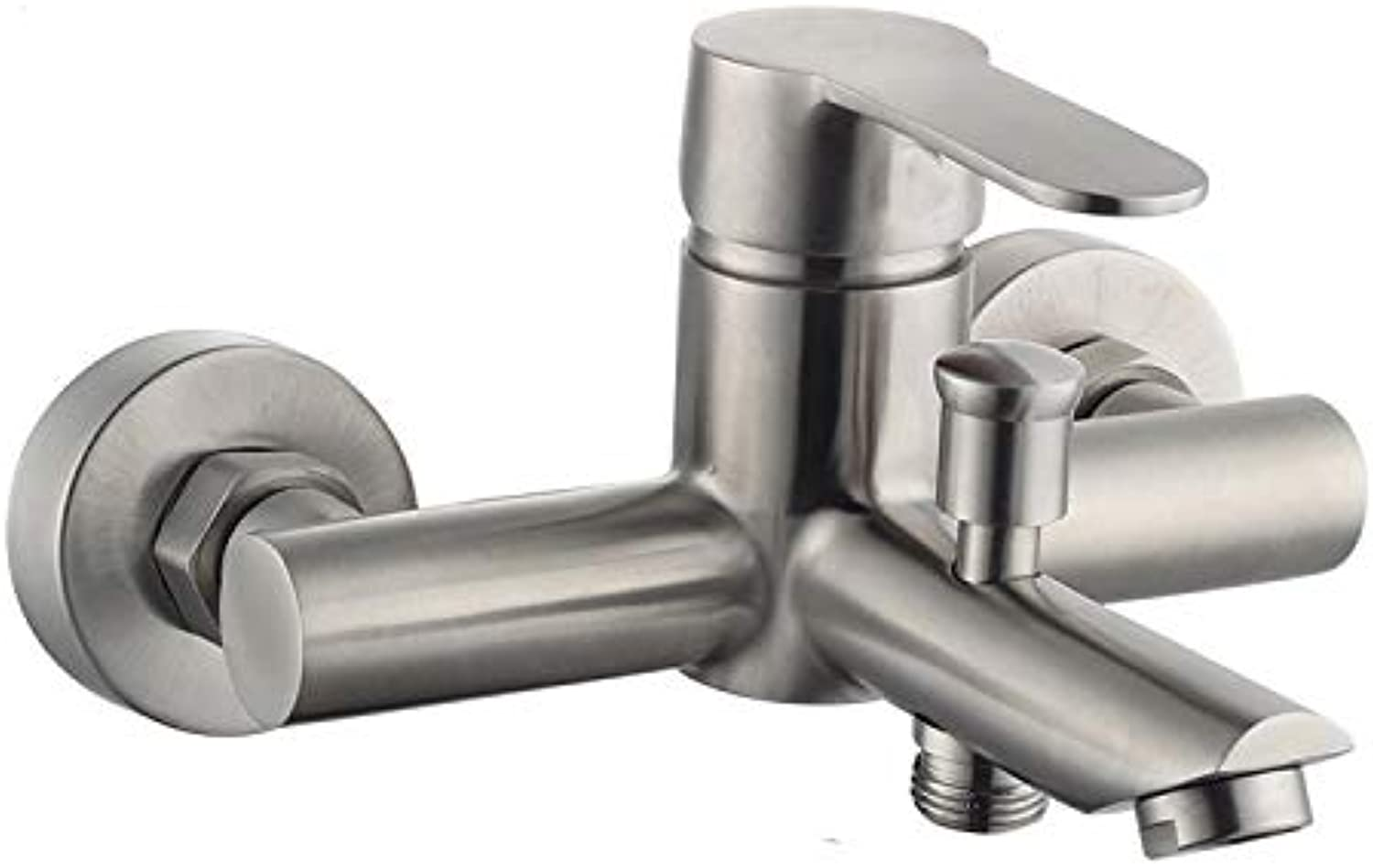 304 Stainless Steel Shower Hot and Cold Faucet Shower Faucet Mixing Valve Concealed