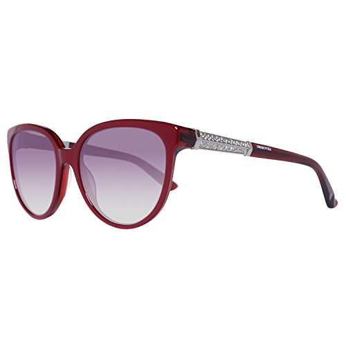 Swarovski SK0082 66T Gafas de sol, Rojo (Rot), 50 para Mujer