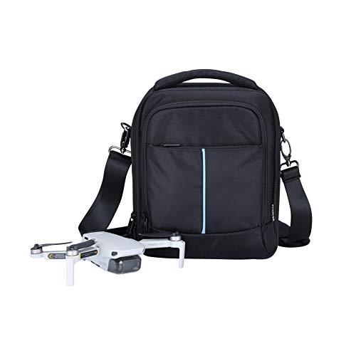 Lykus S1 Bag for DJI Mavic Mini, Spark or Ryze Tello, Perfectly Fit DJI Mavic Mini/Spark Fly More Combo and More Items, 3-in-1 Case/Shoulder Bag/Cross-Body Bag
