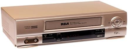 RCA VR557 4-Head VCR