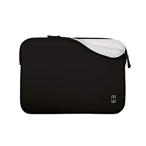 MWO MW-410014 Custodia per MacBook Pro 15, Nero/Bianco
