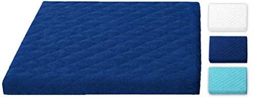 Brandsseller Housse Machine à laver Sèche-linge Tissu housse pour protéger votre lave-linge ou votre sèche-linge - Dimensions: env. 60x60x5 cm