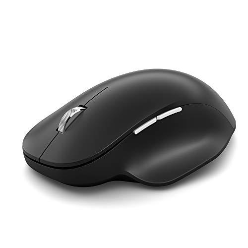 Microsoft Needle Hill Mouse Bluetooth Ergonomico, Nero