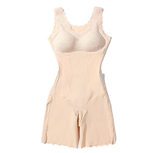 marca blanca Faja de cintura para mujer con busto abierto, con control firme, talla 3XL