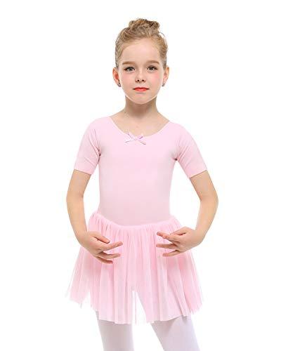 iiniim Girls Sparkly Mermaid Dance Sports Vest Camisole Top Ballet Gymnastics Leotard Stage Performance Dance Costume