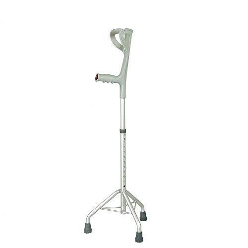 Cura Farma Muleta tripode Brachiale ligera de aluminio Muletas de tres pies – Original cuidado Farma (Trípode Brachial) – 2000 g