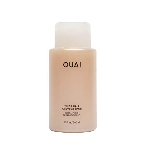 OUAI Thick Shampoo. Fight Frizz and Nourish Dry, Thick Hair...
