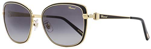 Chopard Damen SCHB69S57301F Sonnenbrille, Shiny Rose Gold, 57/17/140