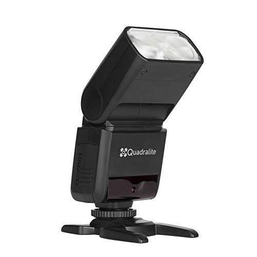Quadralite Stroboss 36 TTL speedlite flash para Fujifilm X (el flash para...