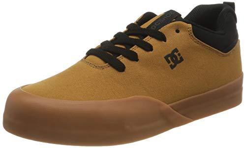 DC Shoes DC Infinite, Zapato de Skate Niños, Black/Wheat, 35 EU