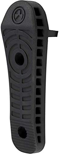 Magpul Rubber Butt-Pads for Synthetic Rifle Stocks, Enhanced Rubber Butt Pad, 0.70' , Black