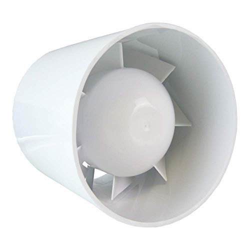 Ventilador de tubo para instalación