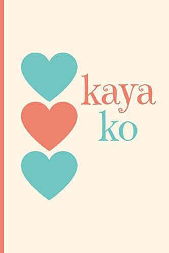Kaya ko: I can (Tagalog)