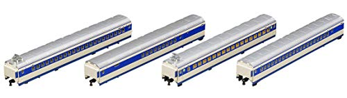 TOMIX Nゲージ 0 1000系東海道 ・ 山陽新幹線増結セットA 4両 98681 鉄道模型 電車