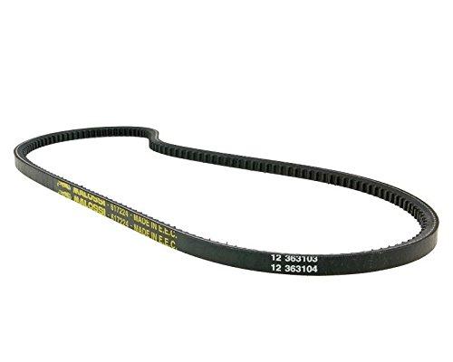 Cinghia trapezoidale MALOSSI Special Belt per Piaggio, Vespa Ciao, PX50(70mm Puleggia)