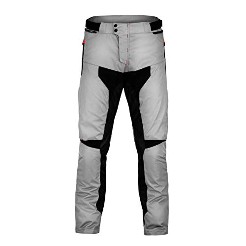 ACERBIS Pantalón Adventure Negro/Gris S
