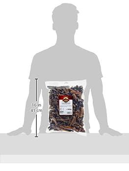 EcoStar Snack pour Chien Agneau pansen 1kg, 1er Pack (1x 1kg)