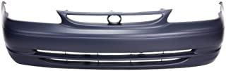 352-441702-10-PM PRIMED UNPAINTED PRIMERED FRONT BUMPER COVER 5211902903 TO1000189 5211902903PFM