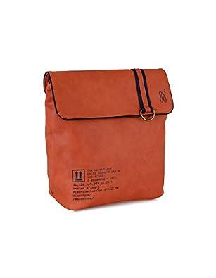 Baggit Women's Handbag (Orange) (Unitsnits 1)