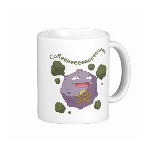 N\A Taza de café Koffing Coffeeeeeeeee