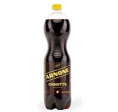 18x Arnone Chinotto italienisches Erfrischungsgetränk Bitterorange 1,5Lt