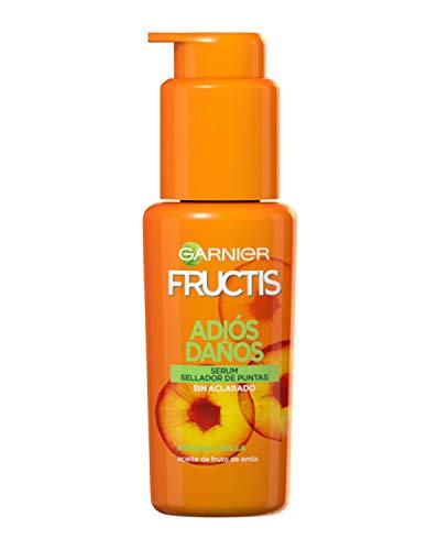 Garnier Fructis - Adiós Daños Sérum Reparador de Puntas,