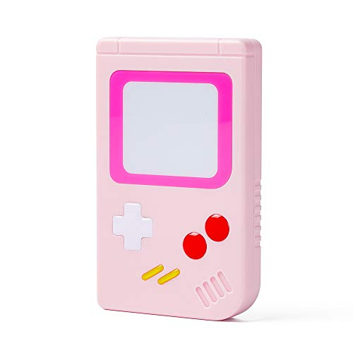 LEYUS Game Card Case for Nintendo Switch Games,10 Slot Storage Protective Box, Slim and Portable (Pink)