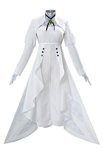 Bilicos Violet Eternity and The Auto Memories Doll Violet Evergarden Outfit Cosplay Kostüm Damen L