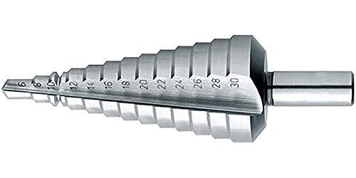 Univ.-Stufenbohrer HSS 6 -30,00mm FORMAT