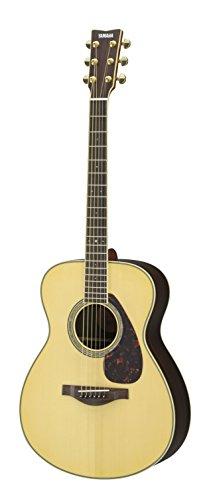 Yamaha L-Series LS6 Concert Size Acoustic-Electric Guitar - Rosewood, Natural