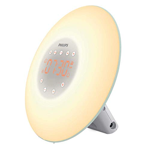 Philips HF3507/60 Wake-up Light Lamp Sunrise Light