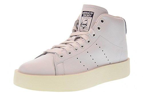 adidas Damen Buty Stan Smith Bold Mid W Schuhcreme & Pflegeprodukte, Ftwbla Ftwbla Maruni, 36 EU