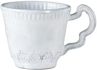 Vietri Incanto Leaf Mug