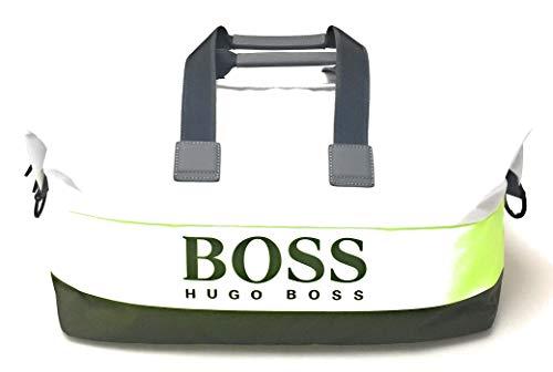 BOSS Pixel ST Reisetasche 52 cm bright green
