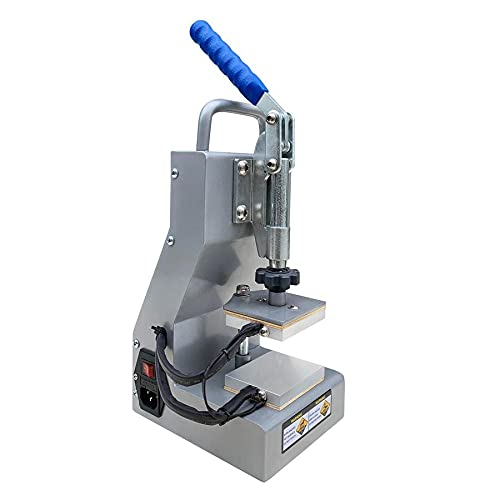 Dulytek DM800 Manual Heat Press Machine - 2.5