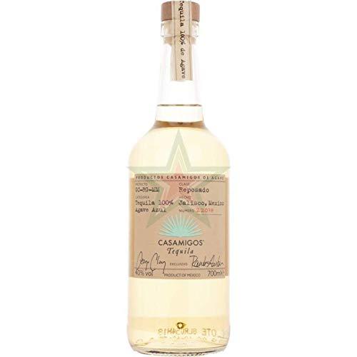 Casamigos Tequila Reposado 100% Agave Azul 40,00% 0,70 Liter