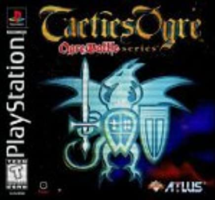tactics ogre let us cling together ps1