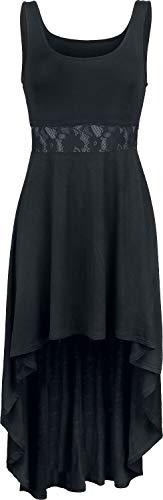 Black Premium by EMP to Make A Long Story Short Frauen Kurzes Kleid schwarz XS