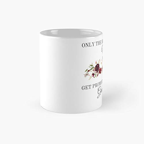 Only The Best Nanas Get Promoted to Great Nan Womens Day, Fathers Mothers Day Gifts Funny Coffee Mug for Dad, Mom, Grandkid, Daughter, Son, Grand Mother, Father   Mug 11 Oz