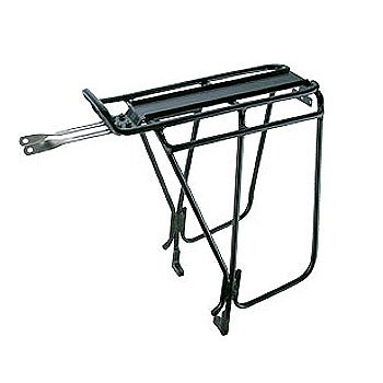 Topeak Super Tourist DX Rack, Disc Compatible, Black