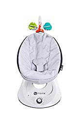 4moms, rockaRoo, Baby Swing, Grey Classic Review